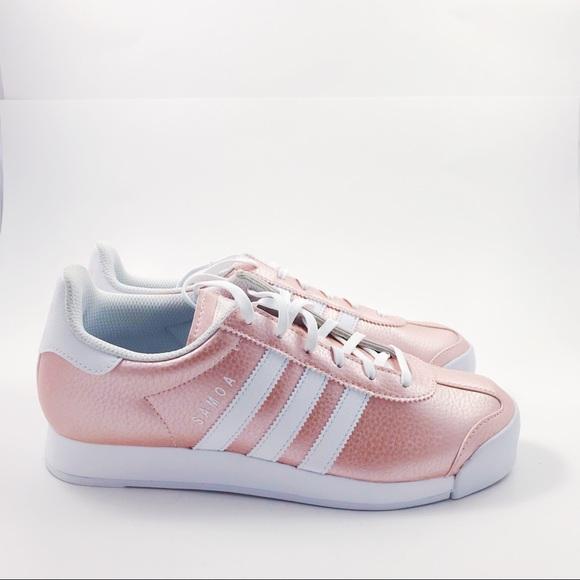 adidas classic rose gold